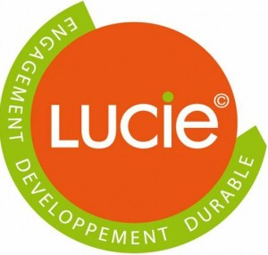 Capture logo label lucie